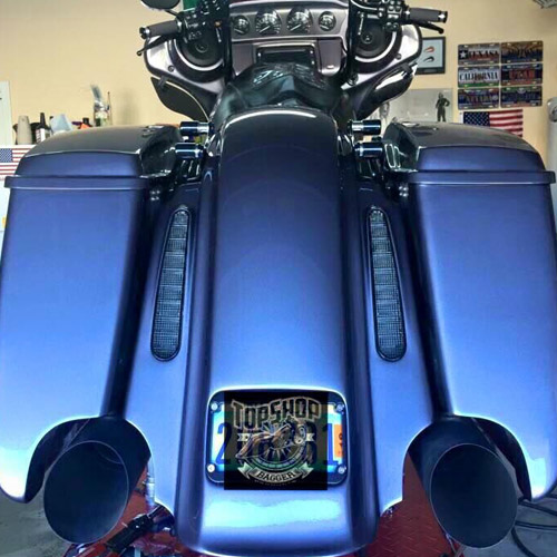 2018 Harley Davidson Road Glide >> TOPSHOP BAGGER PRODUCTS – TopShop, extended bags, extended saddlebags, Harley Davidson, Harley ...
